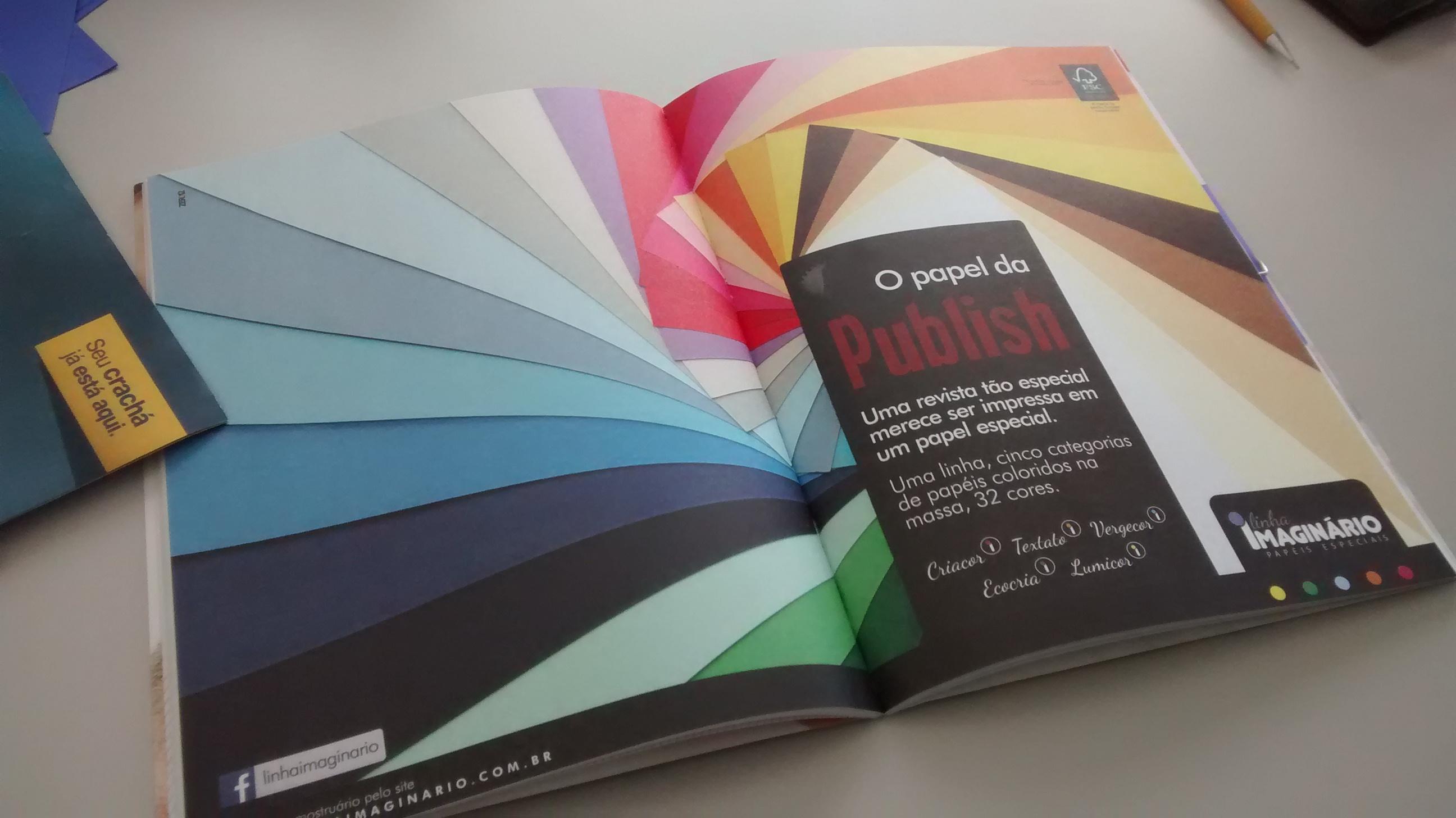 Anúncio Revista Publish – Multiverde