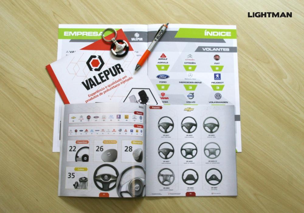 Catálogo de Produtos Valepur